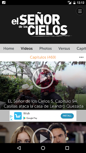 Telemundo Novelas screenshot 3