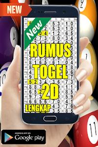 Rumus Togel 2D Terlengkap 1.0.0
