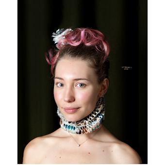 Zhanna Bobrakova, A Young Lady Age 21