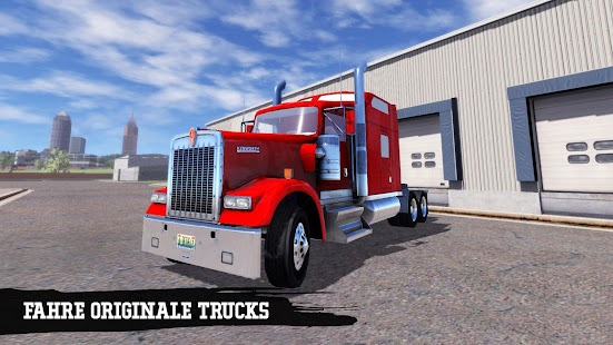 Truck Simulation 19 Screenshot