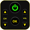 Universal TV Remote Control APK for Blackberry