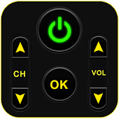App Universal TV Remote Control APK for Kindle