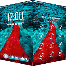 Applock Theme Sea