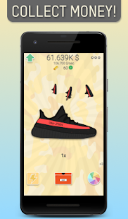 Sneaker Tap - Game about Sneakers
