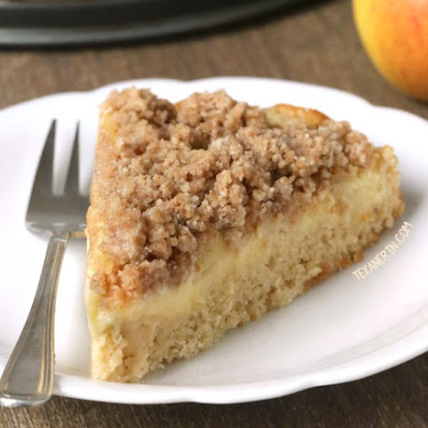 German Apple Pudding Cake (100% whole grain, dairy-free)