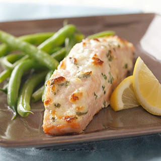 Baked Fish With Mayonnaise And Parmesan Recipes