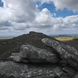 Bodmin Moor by Gay Reilly - Novices Only Landscapes