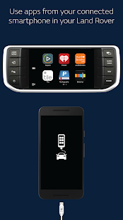 Land Rover InControl Apps - screenshot