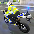 Game Police Motorbike Simulator 3D apk for kindle fire