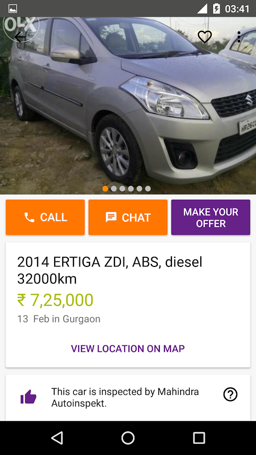 OLX Local Classifieds Screenshot 2