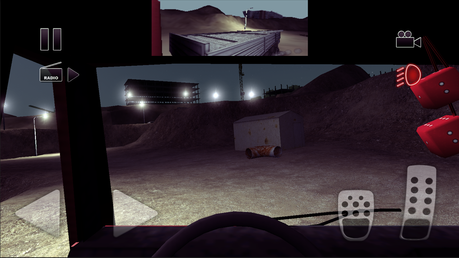 Truck Driver crazy road Screenshot 7