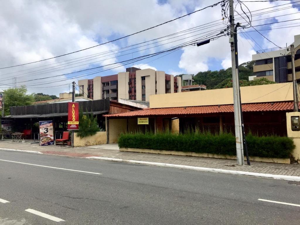 Ponto para alugar, 247 m² por R$ 8.000/ano - Cabo Branco - João Pessoa/PB