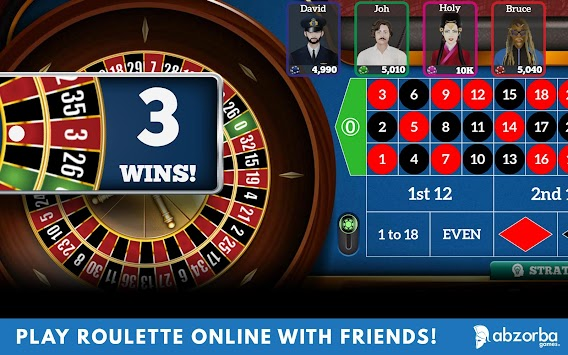 Roulette Live APK screenshot thumbnail 1