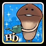 Mushroom Garden HD Icon