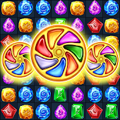 Jewels Star Atlantis Quest icon