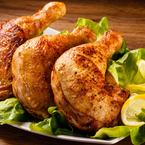 Paleo Piri Piri Barbequed Chicken Legs