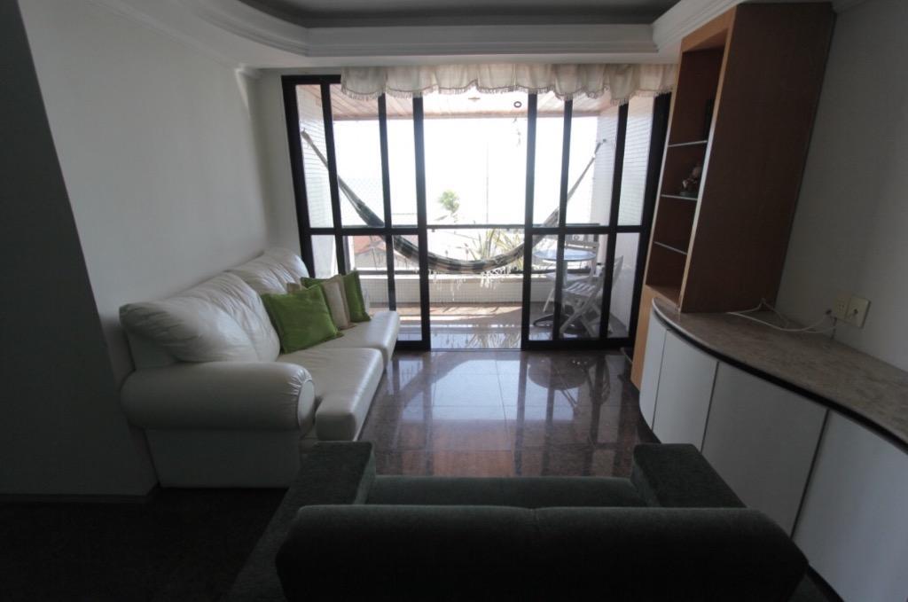Apartamento com 3 dormitórios para alugar, 120 m² por R$ 2.300,00/mês - Manaíra - João Pessoa/PB