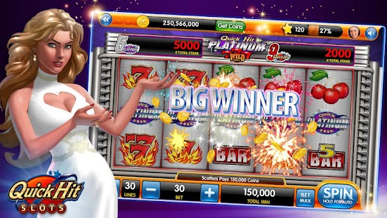 free quick hits slots for kindle fire