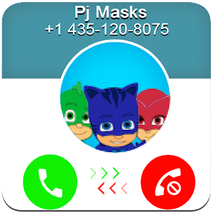 Call From The Pj Masks For PC (Windows & MAC)