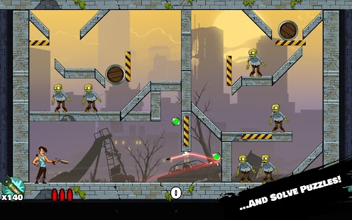 Game Stupid Zombies APK for Kindle