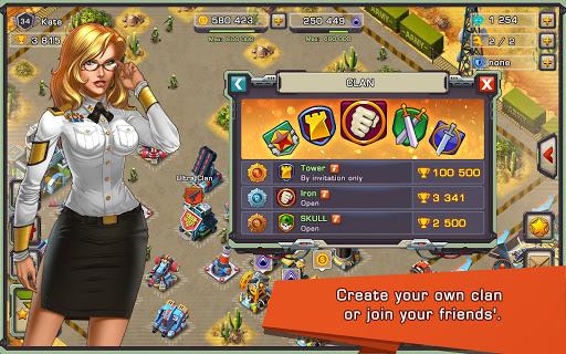 Iron Desert - Fire Storm screenshot 15