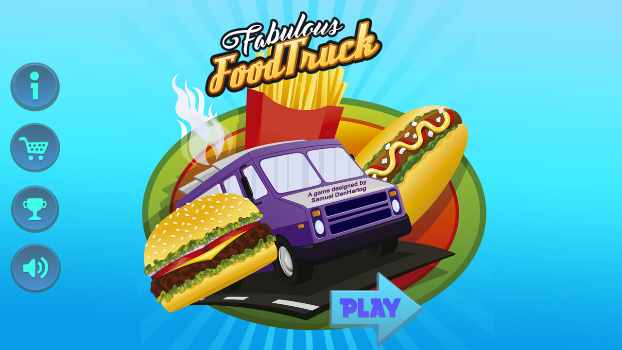 Fabulous Food Truck Screenshot 0