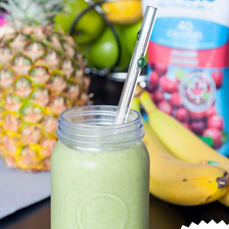 Tropical Power Smoothie Recipe | Yummly