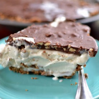 Drumstick Ice cream Pie