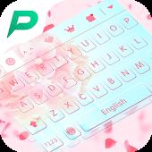 Download Keyboard -Boto:Blooming Flower APK on PC