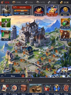 Download Android Game Throne: Kingdom at War for Samsung