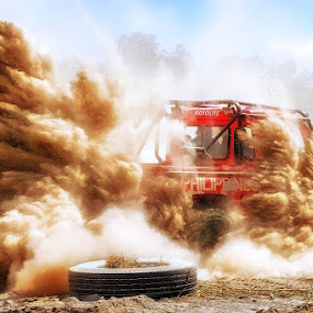 Eat my dust by Jundio Salvador - Sports & Fitness Motorsports ( 4x4, offroad, land rover, race )