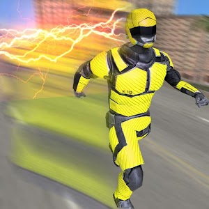 Real Robot Speed Hero For PC