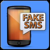 FAKE SMS message APK for Bluestacks