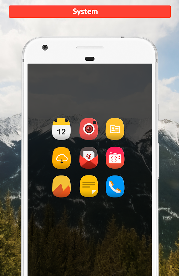 Oval Icon Pack Screenshot 5