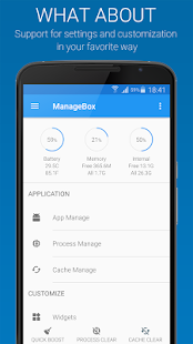 ManageBox: AppManage&Customize- screenshot thumbnail