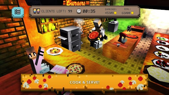 Pizza Craft: Chef Cooking Games for Girls & Boys for pc