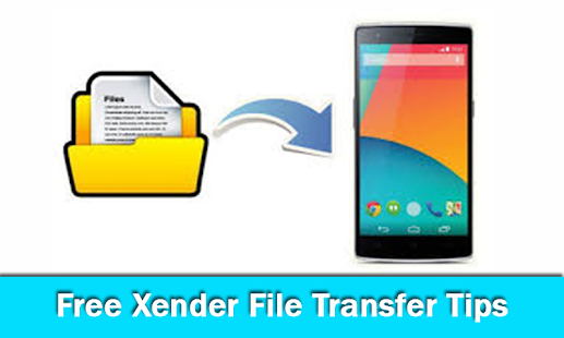 Free Xender File Transfer Tips- screenshot thumbnail