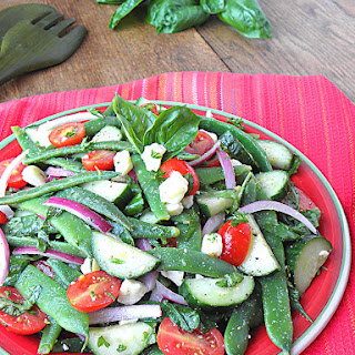 Fresh Green Bean Salad Italian Dressing Recipes