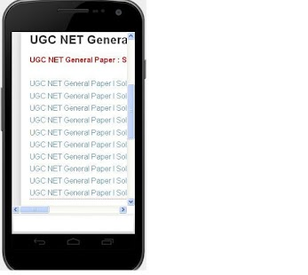 Mission UGC Net Solved - screenshot