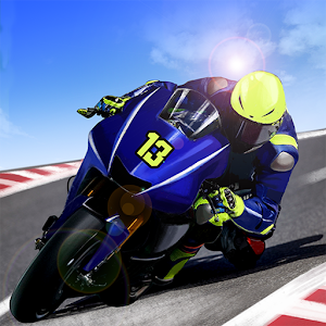 GP 2017 Free 3D motorcycle racing game Icon