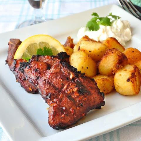 Broiled Lamb Chops Thyme Recipes | Yummly