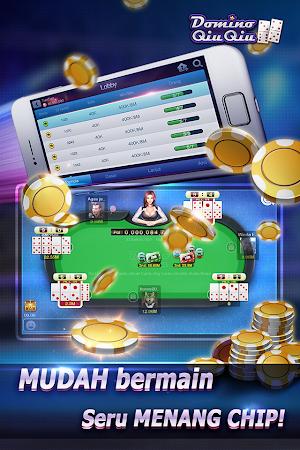 Domino QiuQiu:Domino99(KiuKiu) 1.1.9 screenshot 234145