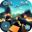 Army Craft: Heroes of WW2 - War Games & Building