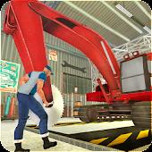 Excavator Mechanic Simulator