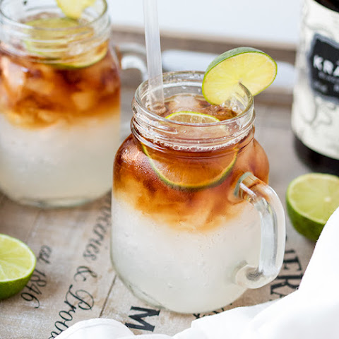 Dark 'N' Stormy - My Favourite Cocktail!