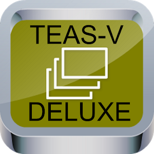 TEAS-V Flashcards Deluxe