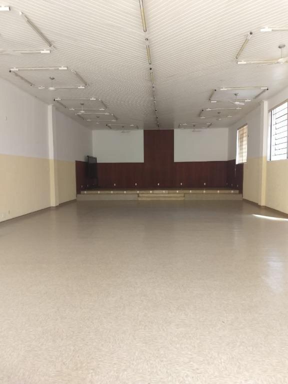 Galpão comercial para locação, Vila Industrial, Campinas.