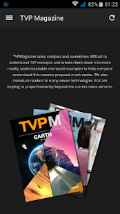 TVP Magazine - screenshot