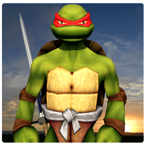 Ninja Turtle Warrior For PC