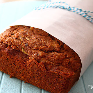 Healthy Zucchini Bread With Flaxseed Recipes